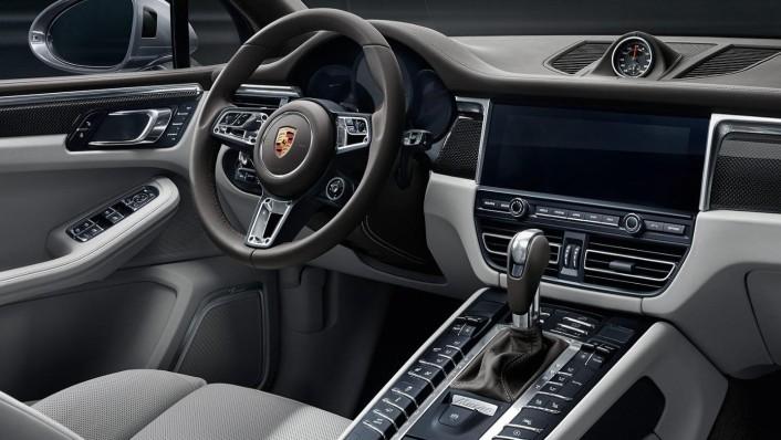 Porsche Macan 2019 Interior 001