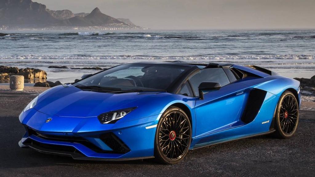 Lamborghini Aventador 2019 Exterior 021