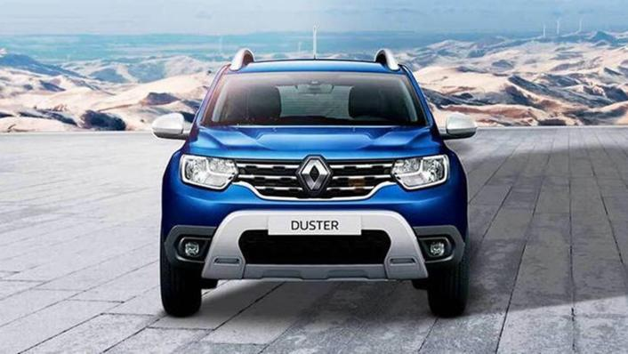 Renault Duster 2019 Exterior 004