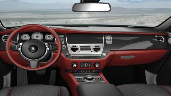 Rolls Royce Wraith 2019 Interior 001