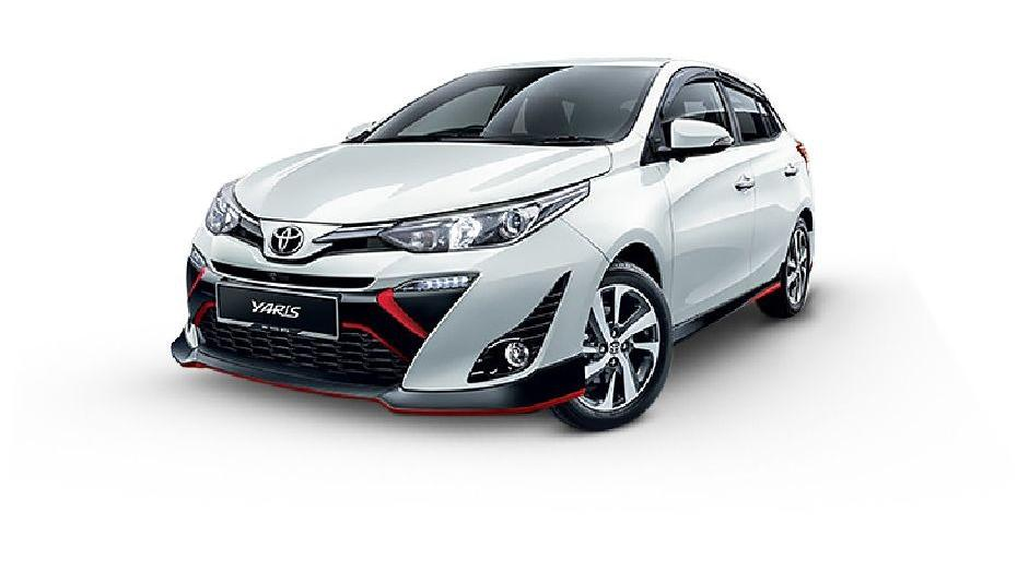 Toyota Yaris 2019 Others 016