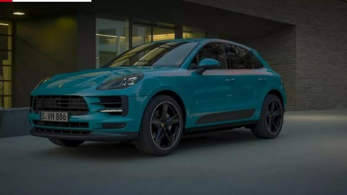 Porsche Macan 2019 Exterior 001