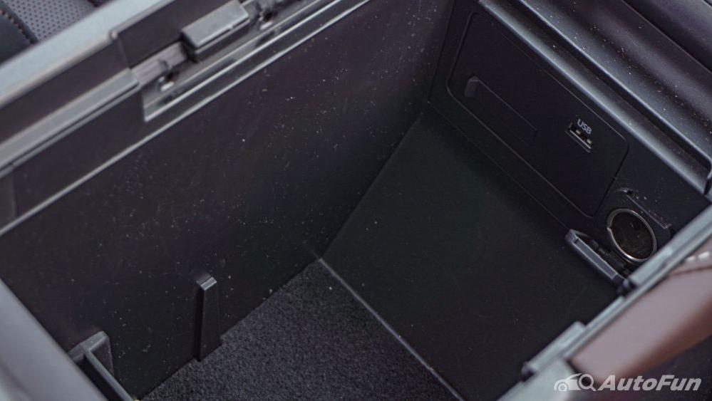 Mazda CX 30 GT Interior 034