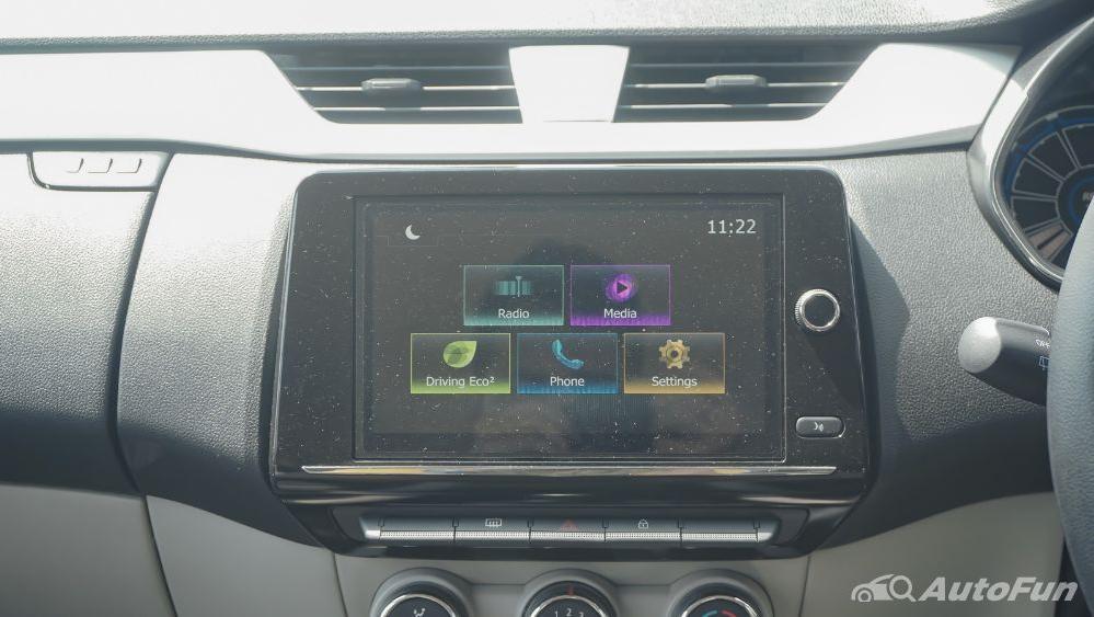 Renault Triber RXZ MT Interior 018