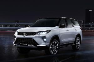 Generasi ke-3 Toyota Fortuner akan Hadir 2022 Termasuk Varian Hybrid