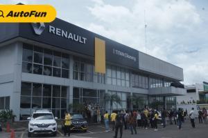 Buka Dealer Baru di Cikarang, Renault Incar Pasar Fleet Jawa Barat