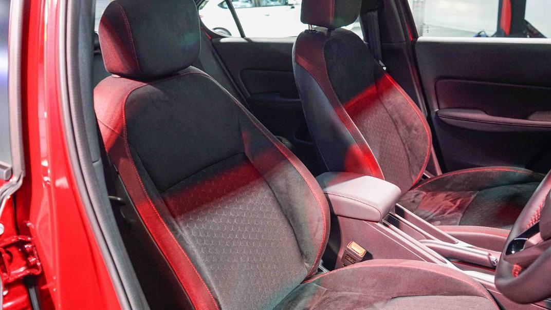 2021 Honda City Hatchback International Version Interior 023