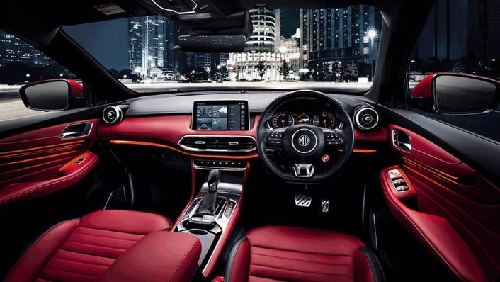 2020 MG HS Interior 001