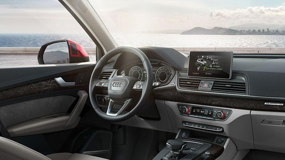 Audi Q5 2019 Interior 003