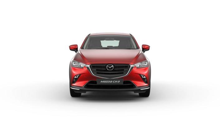 Mazda CX 3 2019 Exterior 005