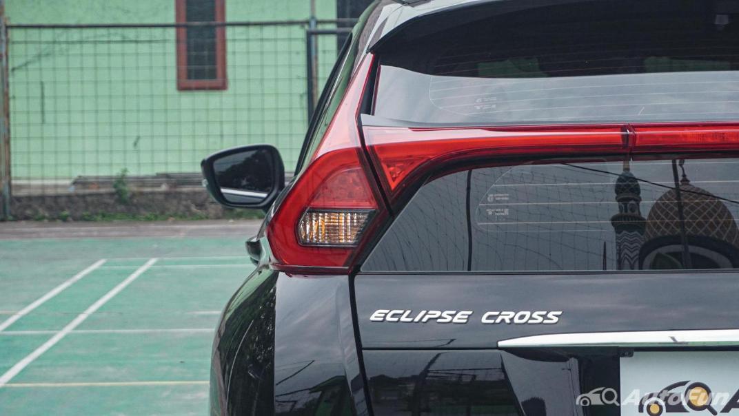 Mitsubishi Eclipse Cross 1.5L Exterior 036