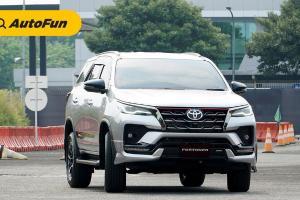 Cari SUV Tangguh, Pilih Toyota Fortuner 2021 versi Bensin atau Solar?