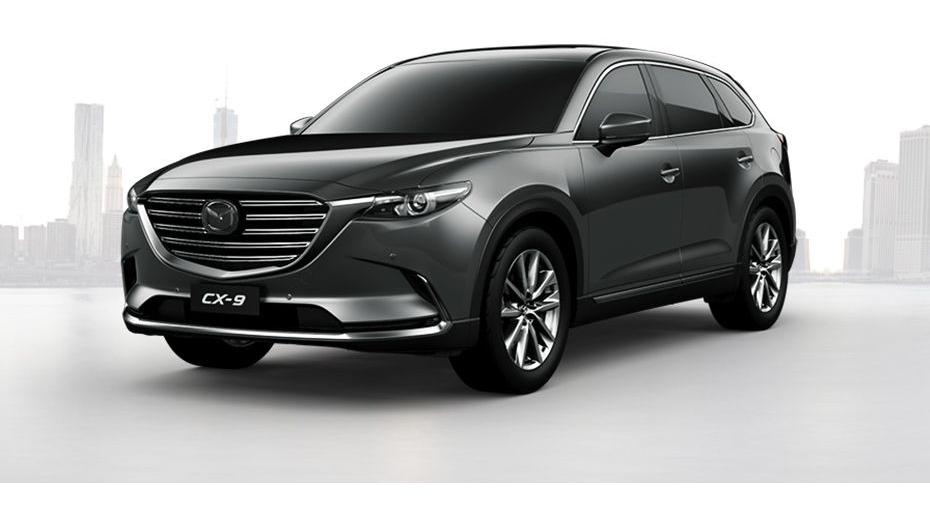 Mazda CX 9 2019 Exterior 014