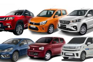 6 Model Terbaru, Termasuk Suzuki Ertiga Diesel Akan Dihadirkan Suzuki Pada 2021