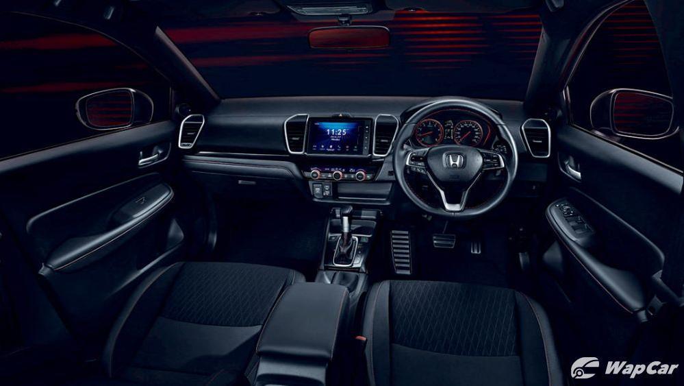 Honda City 2019 Interior 190