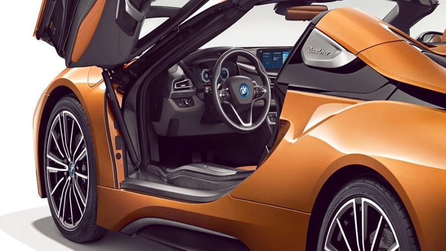BMW I9 Roadster 2019 Interior 009