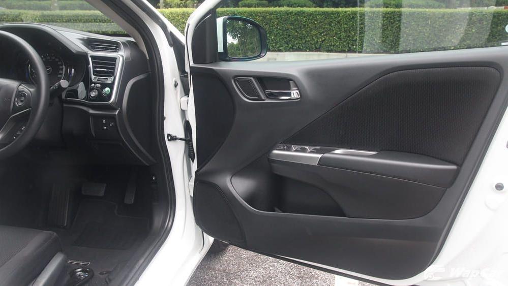 Honda City 2019 Interior 069