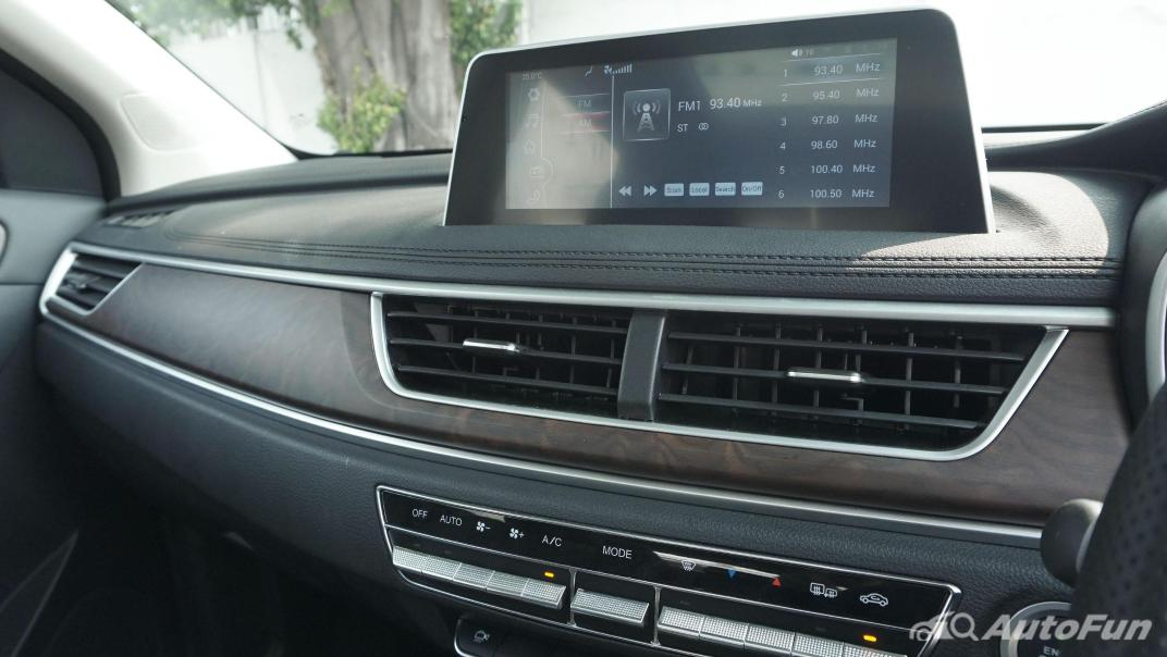 DFSK Glory i-Auto Intelligent Interior 027
