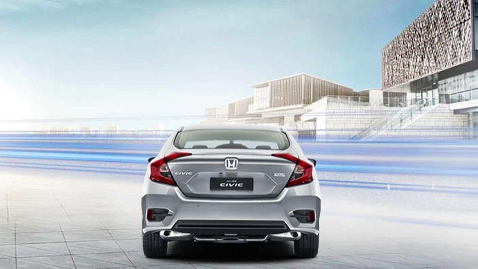 Honda Civic 2019 Exterior 026