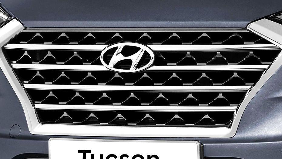 Hyundai Tucson 2019 Exterior 007