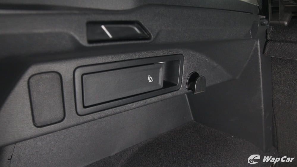 Volkswagen Tiguan 2019 Interior 062