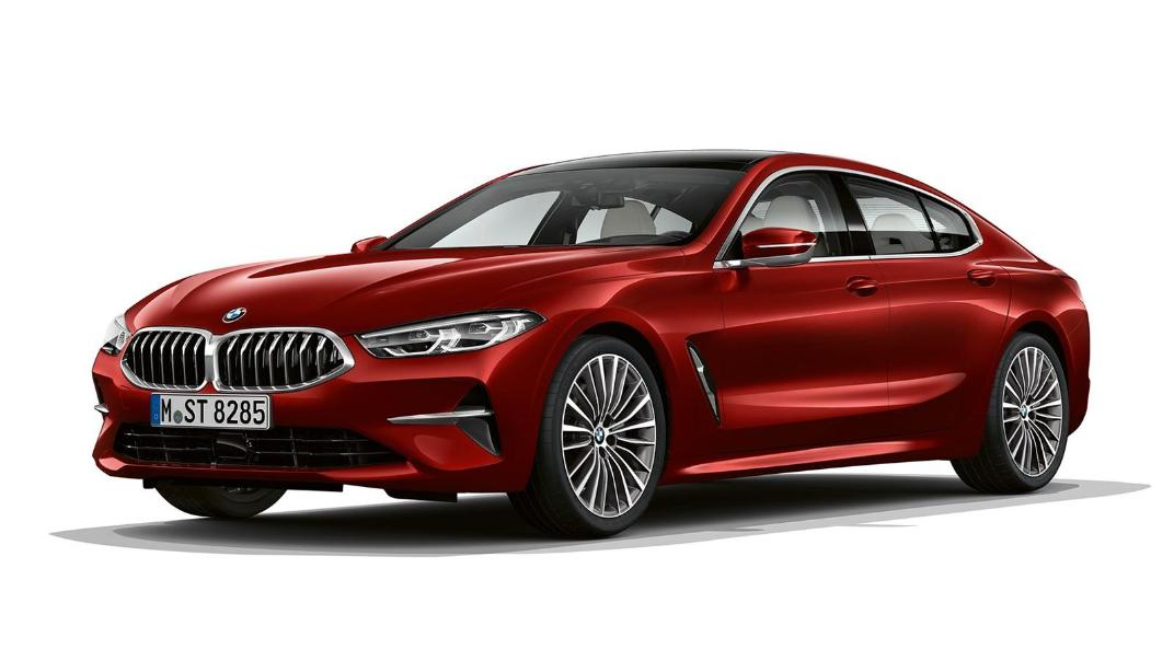 BMW 8 Series Coupe 840i Gran Coupe Others 004