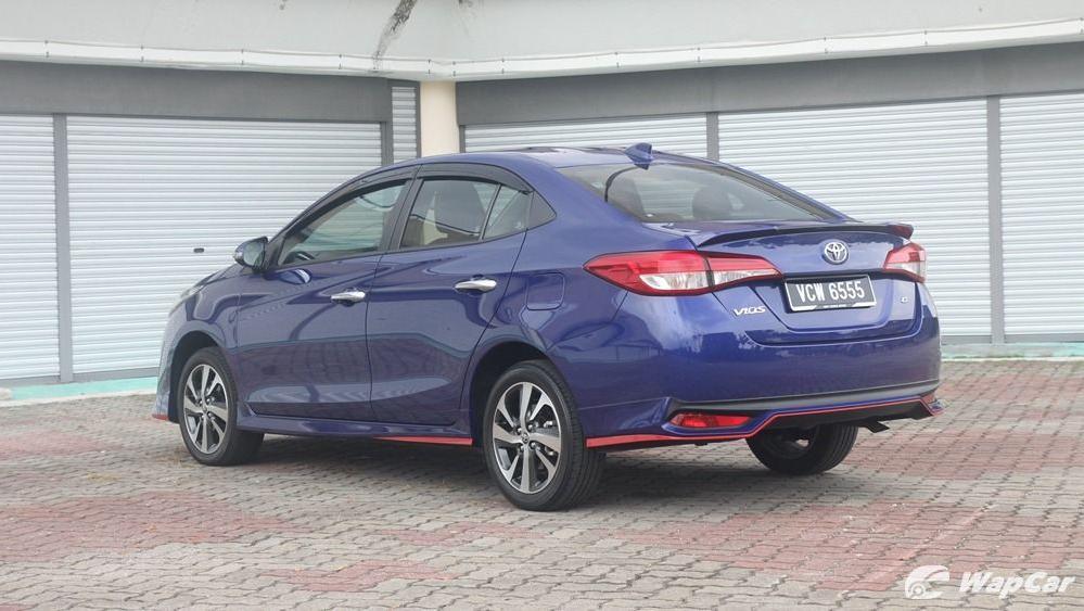 Toyota Vios 2019 Exterior 034