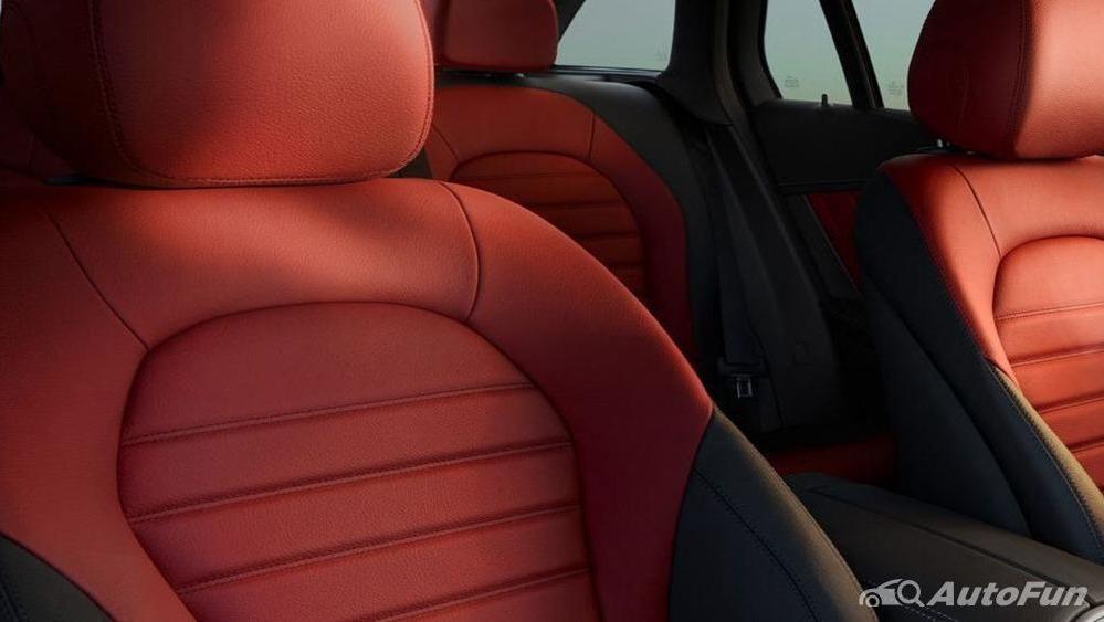 Mercedes-Benz GLC-Class 2019 Interior 009