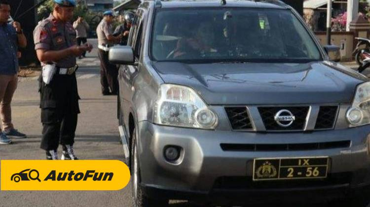 Kelebihan dan Kelemahan Nissan X-Trail T31, SUV Andalan Polisi dan Militer 01