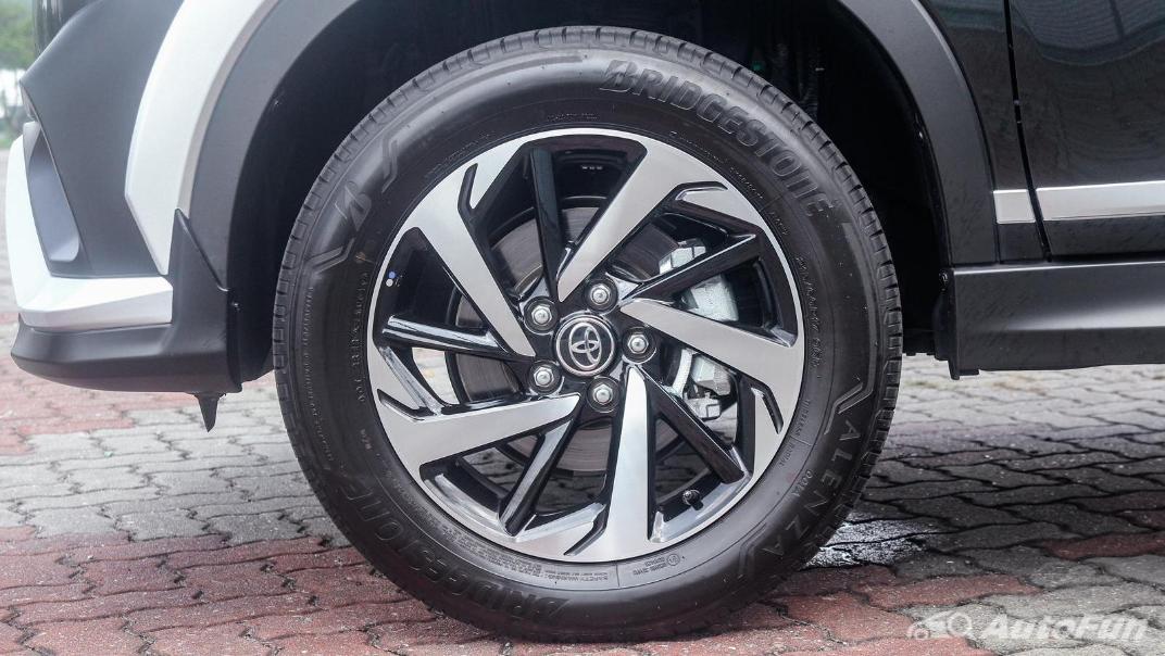 Toyota Rush 2019 Exterior 029