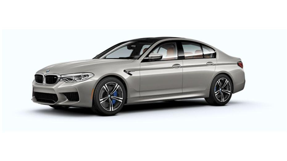 BMW M5 2019 Others 002