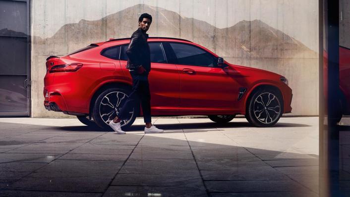 BMW X4 M 2020 3.0L Competition Exterior 005