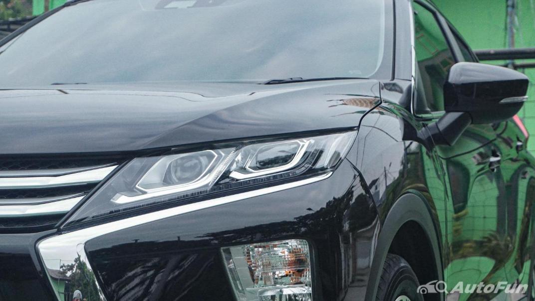 Mitsubishi Eclipse Cross 1.5L Exterior 019