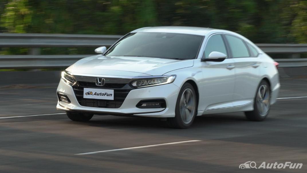 2021 Honda Accord 1.5L Exterior 033