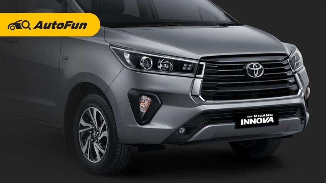 Pakai Transmisi Baru, Konsumsi BBM Toyota Kijang Innova Reborn Bensin Hampir Mirip Versi Diesel 01