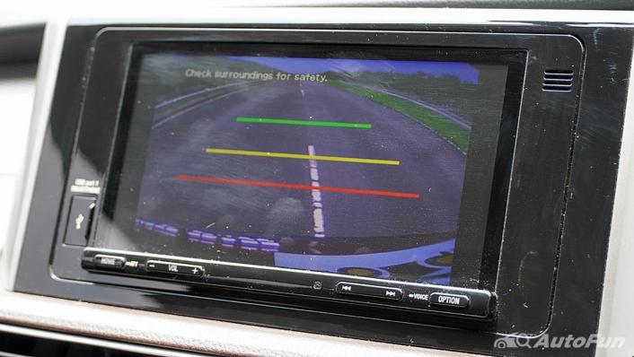 Mitsubishi Xpander Cross 2020 Premium Package AT Interior 009