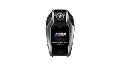 BMW M5 2019 Interior 019