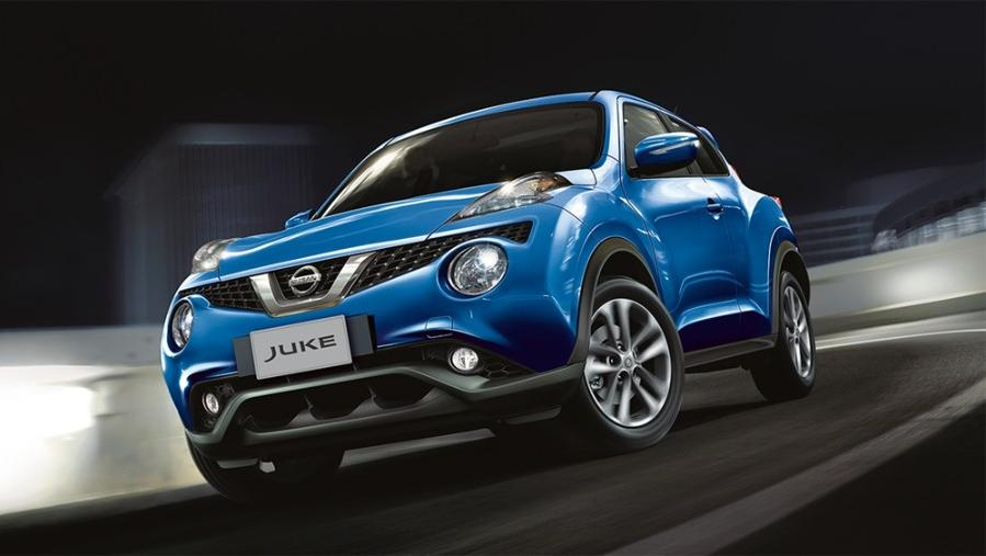 Nissan Juke 2019 Exterior 002