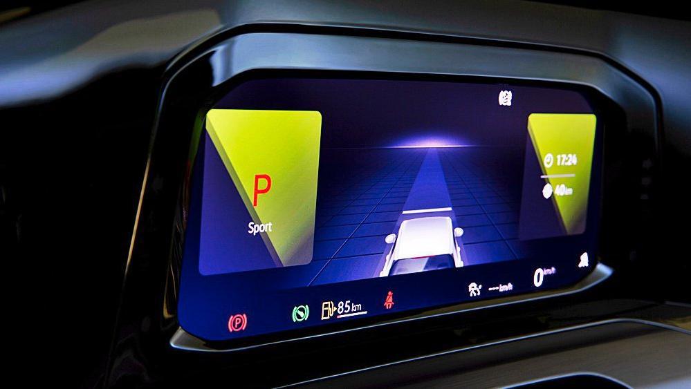 Volkswagen Golf 2019 Interior 078