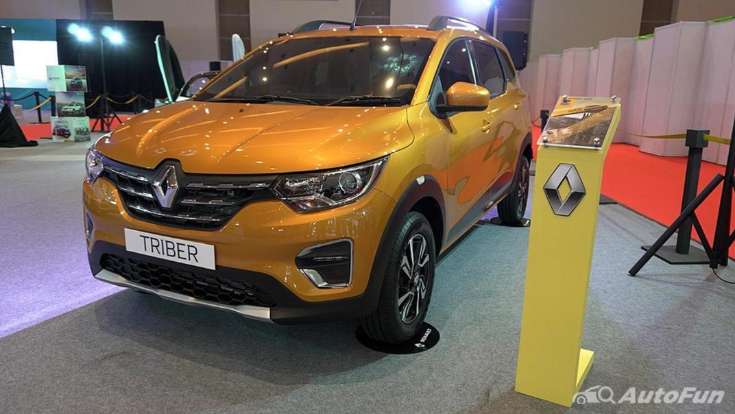 2021 Renault Triber Exterior 001