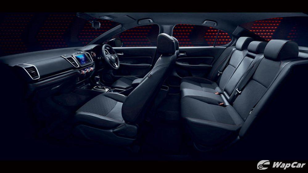 Honda City 2019 Interior 183