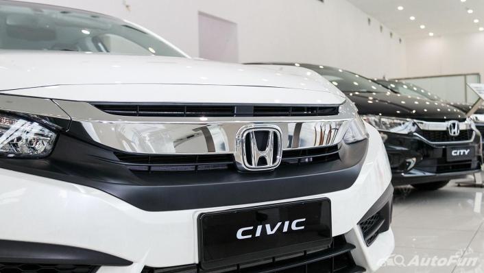 Honda Civic 2019 Exterior 003