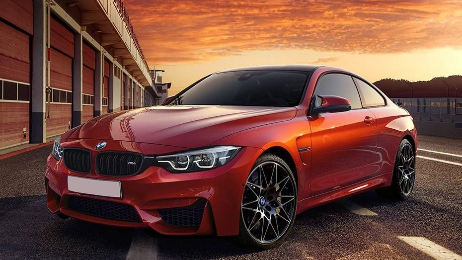 BMW M4 Coupe 2019 Exterior 001