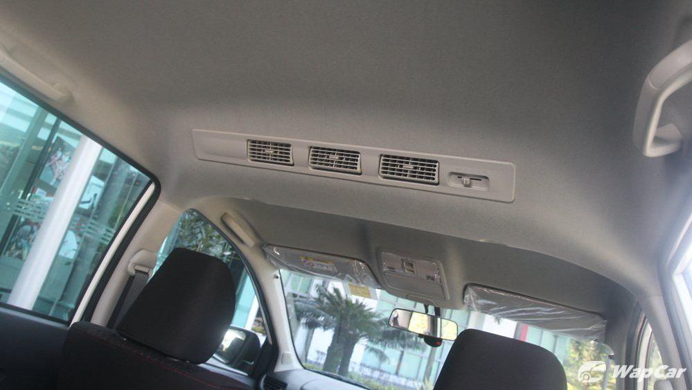 Toyota Avanza 2019 Interior 023