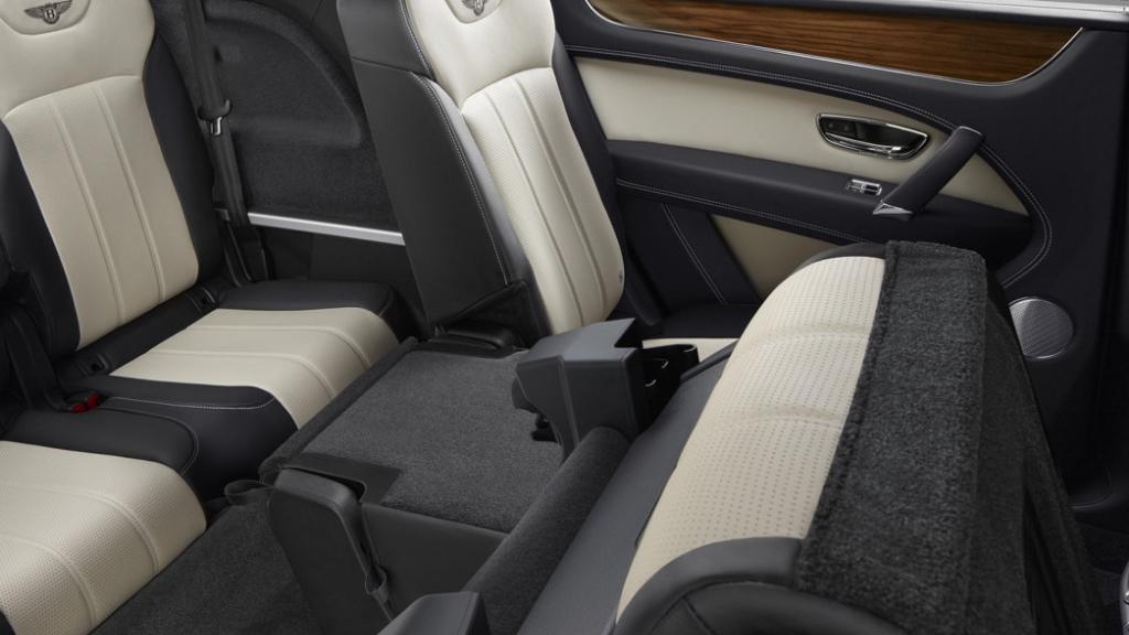 Bentley Bentayga 2019 Interior 009