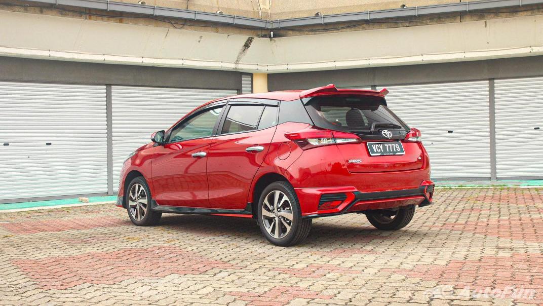 Toyota Yaris 2019 Exterior 005