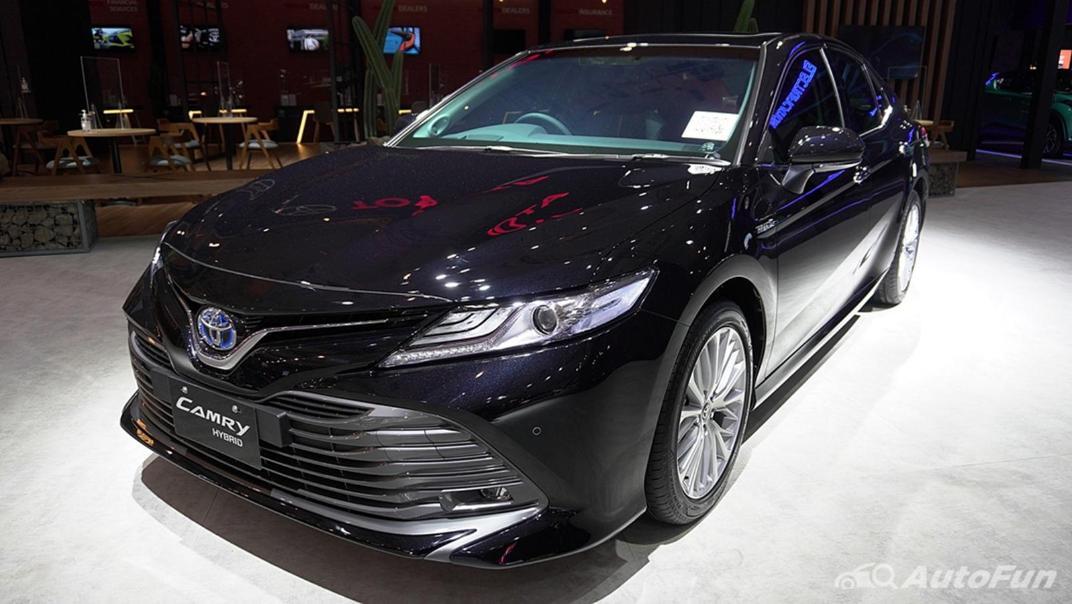 2021 Toyota Corolla Altis Exterior 007