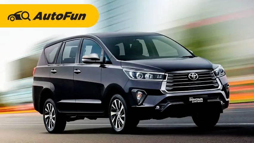Aturan PPnBM Berdasar Emisi Segera Berlaku, Toyota Kijang Innova 2.7 Ada Potensi Comeback 01