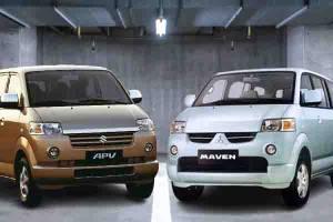 Jangan Sampai Salah, Ini Bedanya Mitsubishi Maven dengan Suzuki APV