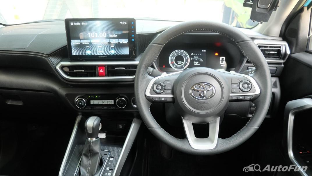 2021 Toyota Raize Interior 003